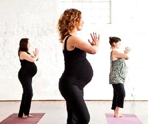 Pregnancy Yoga – Empowering Women