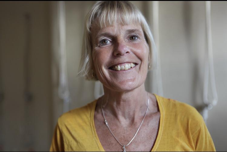 Melanie Taylor Yoga Teacher Dublin