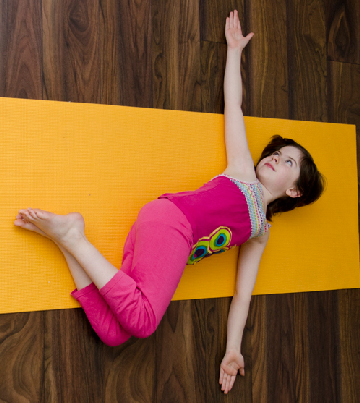 yoga for kids teacher training poses to calm  the elbowroom