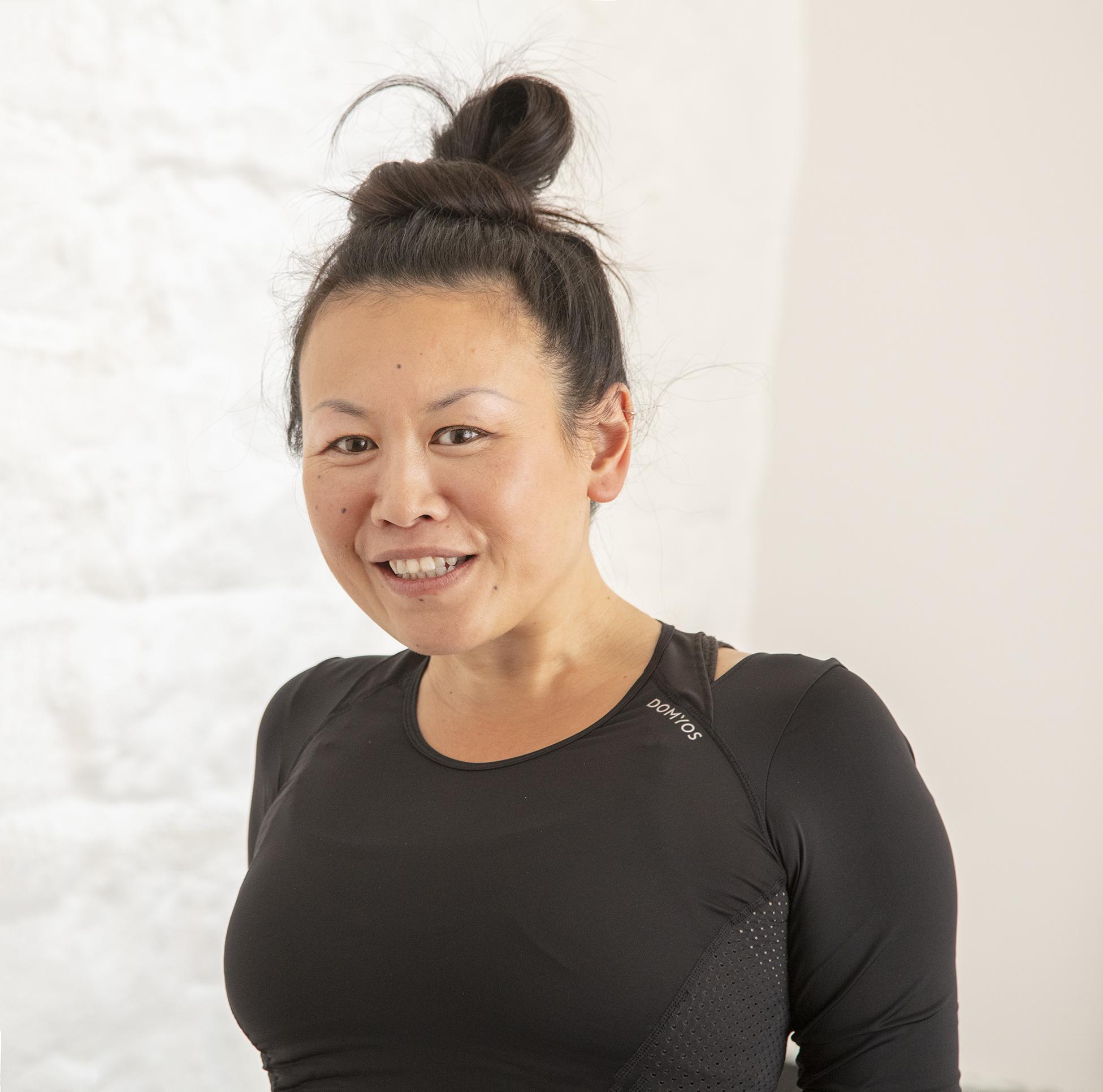 Elaine Yau Yoga Teacher