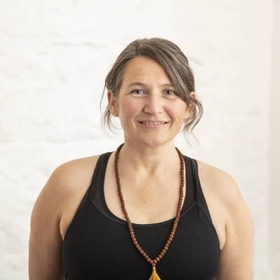 Barbara Maghella Yoga Teacher
