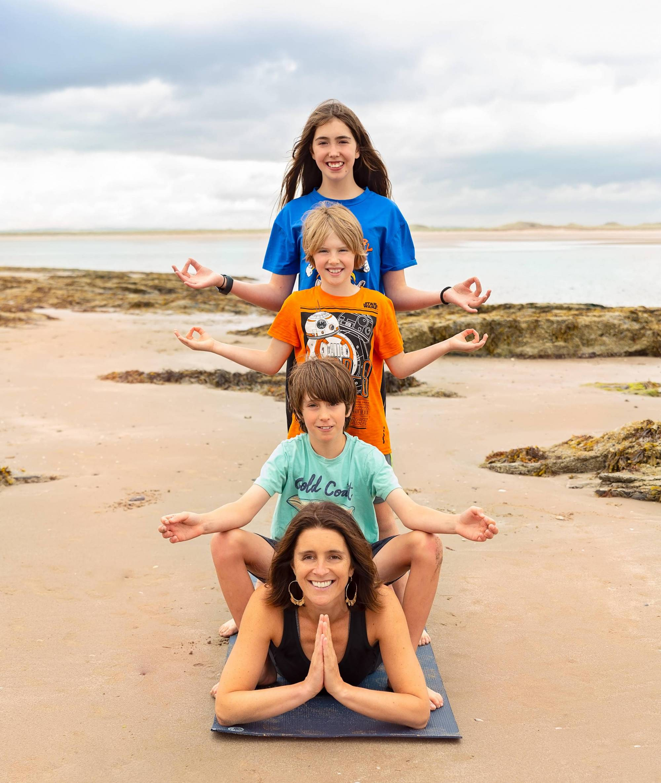 melissa curtis teen and kids yoga teacher training